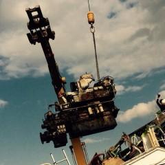 Động cơ máy tàu thủy Yanmar 6KH-ET 450PS