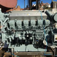 Chuyên nhập khẩu các loại máy động cơ máy tàu thủy Yanmar, Mitsubishi, Komatsu, Isuzu, Hino,..