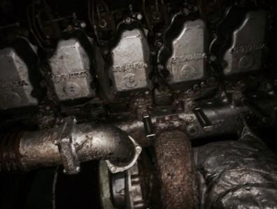 Động cơ máy tàu thủy YANMAR 6N160-EN