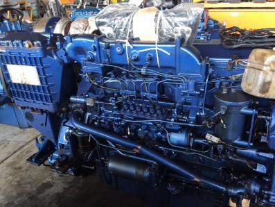 Động cơ máy tàu thủy ISUZU UM6RB1TCG - 520PS