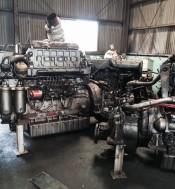 Động cơ máy thủy, máy tàu Yanmar