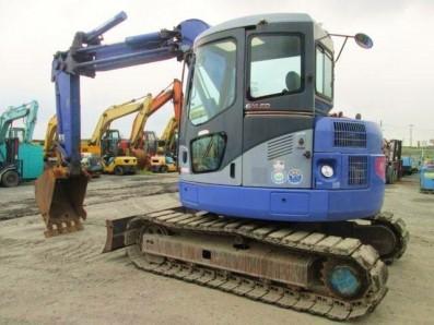 Xe đào KOMAT'SU PC78UU-6 | Year 2006